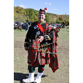 upstate newyork road lafayette apple festival bagpipes kilt