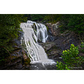 Bald River Falls Cherokee National Forrest Tellico Plains HDR