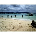 boracay philippines island scuba diving lesson group boats