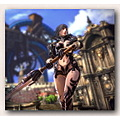 tera online open beta character screen selection human slayer