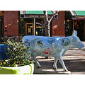 denver denverfph downtown streetart street art cow sculpture