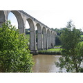 river bridge trees calstock