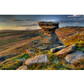 Peak District Derbyshire Derwent Edge