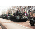 national day 1st of december winter away army our soldiers tanks
