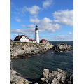 maine coast lighthouse sea portland