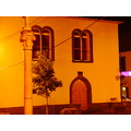 2010 portugal madeira santacruz night light town hall old stone
