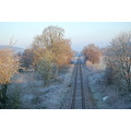 frost bishops tawton north devon railway