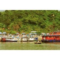 vietnam halong water harbour boat vietx halox harbv boatv watev