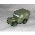pixar cars arabalar sarge jeep toy