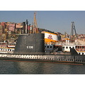 dock ship ferry halic istanbul turkey goldenhorn RMK museum haskoy