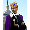 King Obama Sultan of America