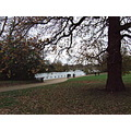kensington gardens london winter serpentine