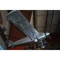 very famous aircraft. It is a model hanging from the rafters in the hangar at the B-24 museum in ...