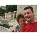 couple eca and cica dubrovnik croatia