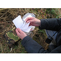4. (Note the GPS device dangling from Stephen's neck)  Then you find the little log-book, all w...
