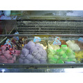 sweetsaturday icecream green violet pink