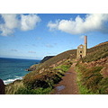 Cornish tin mine St Agnes