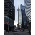 Taken at 4:36pm-Outside the Air Canada Centre & Maple Leaf Square-On Bremner Blvd.,Toronto,Ont.,O...
