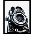 Old school camera matex old antique