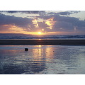 Westward Ho sunset