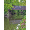 reflectionthursday reflection bridge canal railroadbridge