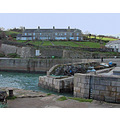 Cornwall Charlestown Harbour Coast