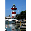 hiltonhead sc island harbourtown lighthouse boats reflectionthursday