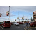 england blackpool vehicles people architecture objects