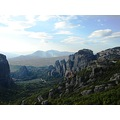 meteora kalampaka thessaly greece mountains eastern orthodox monasteries