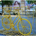 street art yellow colors lisbon graffitti travel lu2008 lubranco