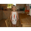 Zoe kids baking kitchen
