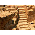 steps staircase stairs stone cyprus valley of the tombs