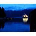 reflectionthursday dusk bowen island ferry