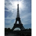 Paris Different view tower eifel eiffel eiffell construction beauty jaro
