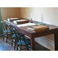 benicia beniciafph capitol history furniture table historic books