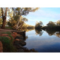 reflectionthursday Swan River early sunday morning perth littleollie