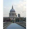 st pauls london millenium bridge