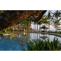 reflectionthursday swimmimg pool conrad hotel bali littleollie