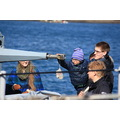 Five Europian NAVY boats in Reykjavik today ----  And everybody loves weapons