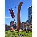 sanfrancisco waterfront sculpture arrow sfartfph sfwaterfront2011fph
