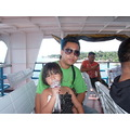 May 12 2011 on the barge going to Dumaguete Ylleah Jjean Rosado