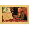 stamp usa us missouri stlouis macro franklin 2006