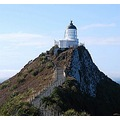lighthouse nuggetpoint the catlins pacificocean south island nz