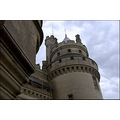Medieval castle of Pierrefonds with D2H