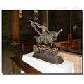 france gien church statue sculpture franx gienx churf statf sculf