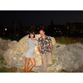 My daughter & me, hotel Kos Imperial, island of Kos, Greece