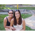 me and my mom, in Caldas Novas, Goi�s.