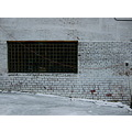 white wall snow brick texture grid