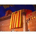 north catalonia architecture catalan europe flag