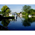 river thames streatley reflections